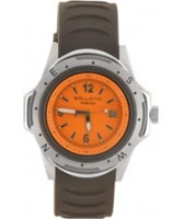 Buy Ballistic Mens Vortex Orange Black Watch online