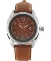 Buy Ballistic Mens All Brown Watch online