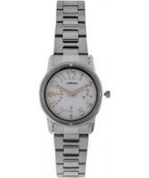 Buy J Springs Ladies White Mop Dial Bracelet Watch online