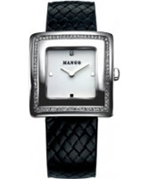 Buy Mango Ladies Carre Crystal Watch online