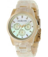 Buy Michael Kors Ladies Ritz Chronograph Watch online
