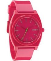 Buy Nixon The Time Teller Rubine Watch online