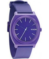 Buy Nixon The Time Teller Purple Watch online