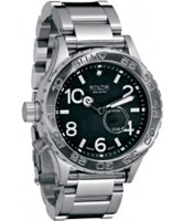 Buy Nixon The 42-20 Tide Black Watch online