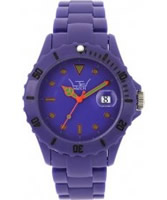Buy LTD Watch Unisex Purple Dial Watch online