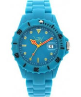 Buy LTD Watch All Blue Plastic Watch online