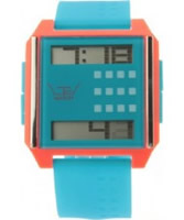 Buy LTD Watch Unisex Mix And Match Blue Digital Watch online