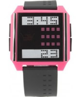 Buy LTD Watch Unisex Black And Pink Mix And Match Digital Watch online