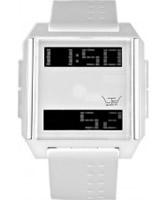 Buy LTD Watch Unisex White Plastic Digital Watch online