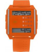Buy LTD Watch Unisex Orange Digital Watch online