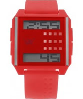 Buy LTD Watch Unisex Red Digital Watch online