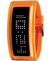 Buy Black Dice Guru Black Orange Watch online