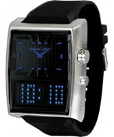 Buy Black Dice Duo Projekt Dual Black Watch online