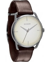 Buy Nixon The Mellor Cream Watch online