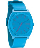 Buy Nixon The Time Teller P Bright Blue Watch online