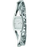 Buy DKNY Ladies Silver Steel Watch online