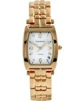 Buy Krug Baumen Mens Tuxedo Gold Watch online