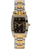 Buy Krug Baumen Mens Tuxedo Black Gold Silver Watch online