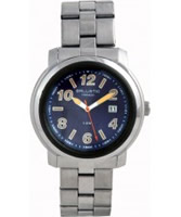 Buy Ballistic Mens Tornado Blue Sports Watch online
