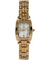 Buy Krug Baumen Tuxedo Diamond Gold Ladies Watch online