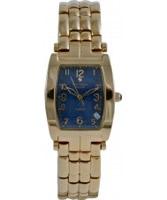 Buy Krug Baumen Tuxedo Diamond Blue Dial Mens Watch online