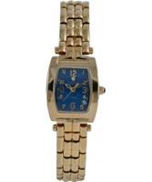 Buy Krug Baumen Tuxedo Diamond Blue Dial Ladies Watch online