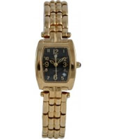 Buy Krug Baumen Tuxedo Diamond Black Dial Ladies Watch online