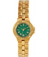 Buy Krug Baumen Ladies Baron Green Dial online