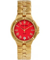 Buy Krug Baumen Gents Baron Red Dial online