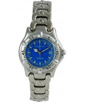 Buy Krug Baumen Ladies Oceanmaster Blue Dial online