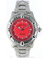 Buy Krug Baumen Gents Oceanmaster Red Dial online