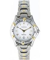 Buy Krug Baumen Ladies Oceanmaster White Dial online