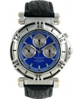 Buy Krug Baumen Adventurer Gents Blue Dial online