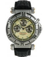 Buy Krug Baumen Adventurer Gents Yellow Dial online