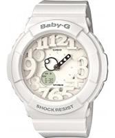 Buy Casio Ladies Baby-G White Watch online