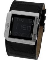 Buy Black Dice Mens Cash Black Digital Watch online
