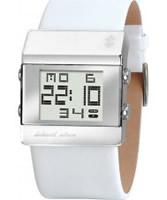 Buy Black Dice Mens Heist White Digital Watch online