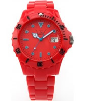 Buy LTD Watch Unisex Red Dial And Strap Watch online
