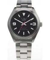 Buy LTD Watch Unisex Limited Edition Black Steel Watch online