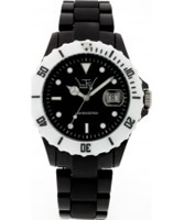 Buy LTD Watch Unisex Limited Edition Black Dial And Pu Strap Watch online