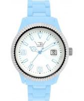 Buy LTD Watch Unisex White Blue Watch online