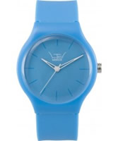 Buy LTD Watch Unisex Limited Edition Blue Dial And Pu Strap Watch online