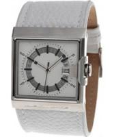 Buy Black Dice SOLO White Steel Watch online