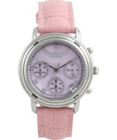 Buy Krug Baumen Principle Ladies Pink Watch online
