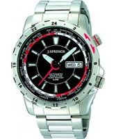 Buy J Springs Mens Automatic Traveller World Time Watch online