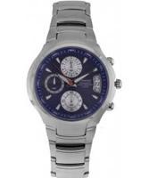 Buy J Springs Mens Urban Active Blue Steel Watch online