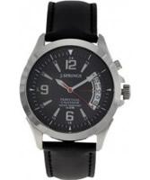 Buy J Springs Mens Perpetual Calendar Black Watch online