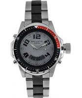 Buy Ballistic Mens Vortex Chronograph Silver Watch online