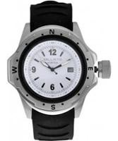 Buy Ballistic Mens Vortex White Black Watch online