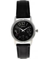 Buy J Springs Ladies Retrograde Black Watch online